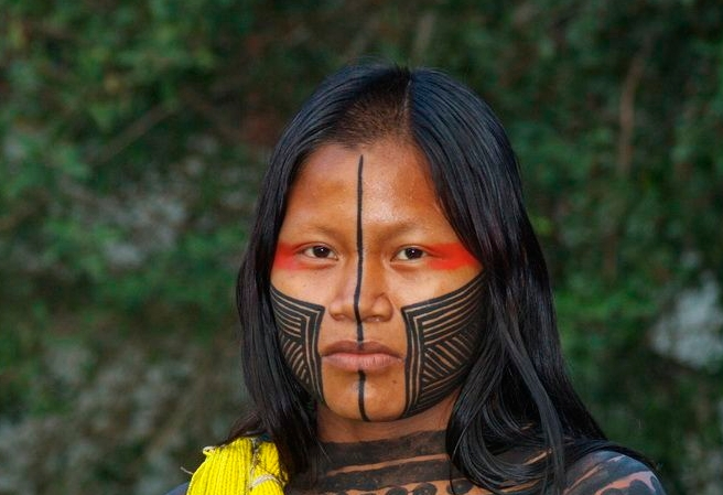 white wolf sacred meaning of indigenous face paints 22 painted