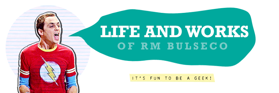 Life and Works of RM Bulseco