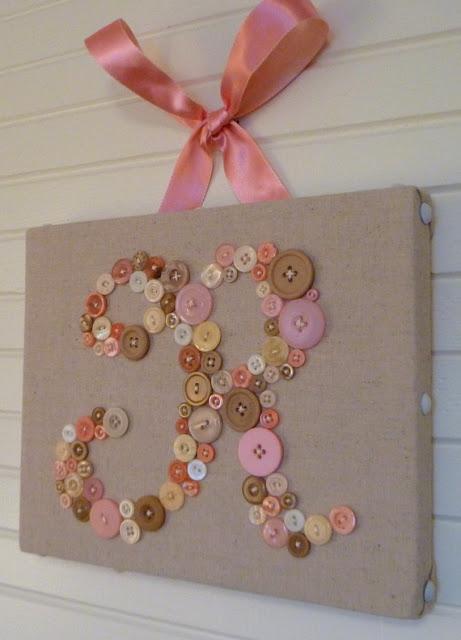 Cmo hacer un cuadro decorado con botones COCONIC decoracin