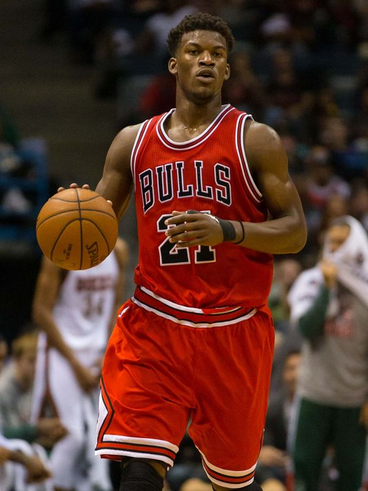 DAR Sports NBA Player Profile Jimmy Butler