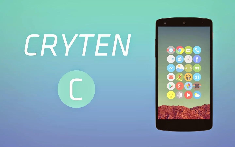 Cryten - Apex, Nova, Adw Theme v3.4.0