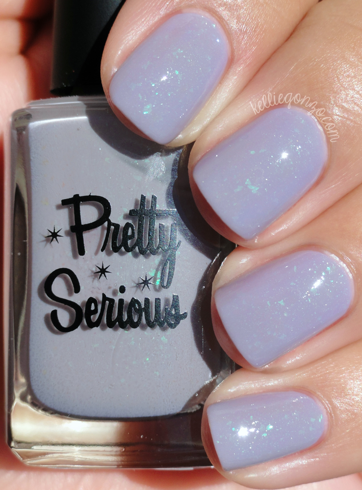 Pretty Serious - Undercover Mermaid // kelliegonzo