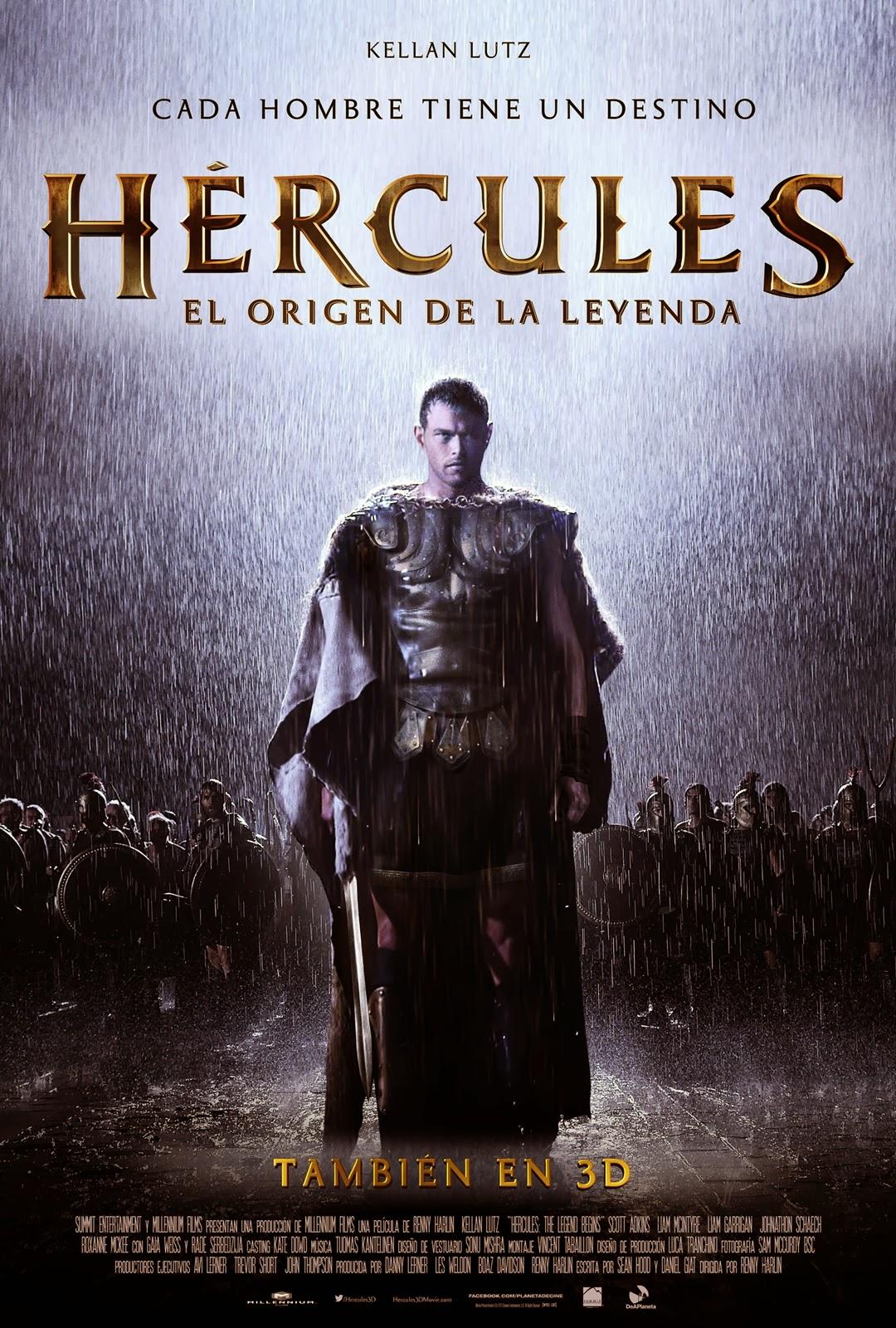 Hércules: El Origen de la Leyenda (Crítica) | Cine de 10