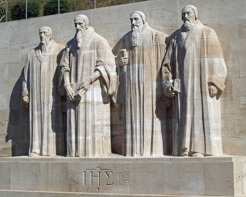 Reformation Wall | A Monument in Geneva, Switzerland