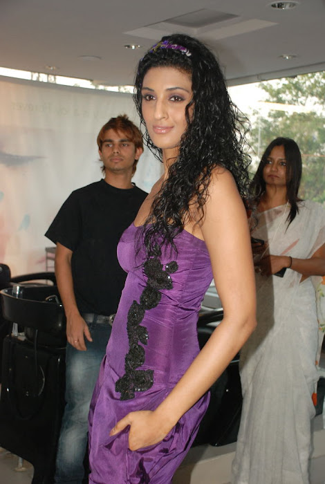 vasuki sunkavalli @ hifw launch glamour  images