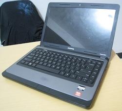 jual laptop bekas compaq presario cq43