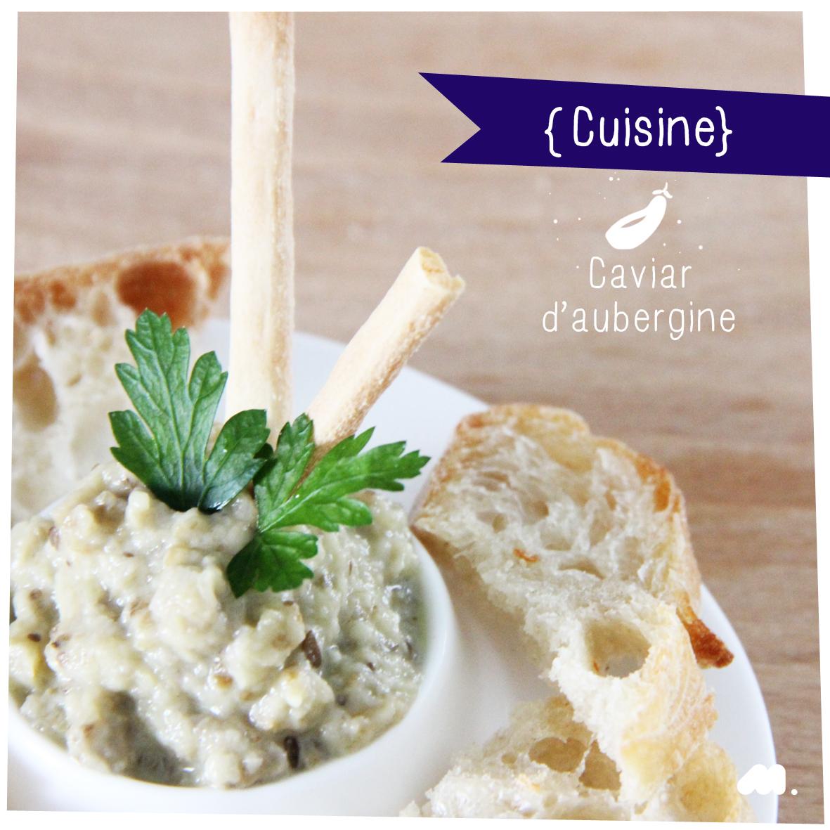 Minigougue cuisine le caviar d 39 aubergine for Aubergine cuisine