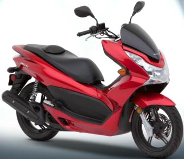 2011 honda pcx 125 colors prices and features motorcycles and ninja 250. Black Bedroom Furniture Sets. Home Design Ideas