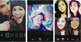 Camera Retrica Selfie v2.0 Apk Android