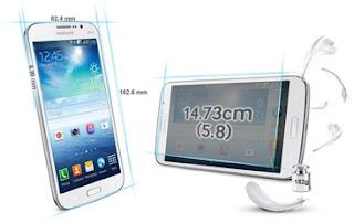 Samsung Galaxy Mega 5.8 Android 5.8 Inch Harga 3 Jutaan