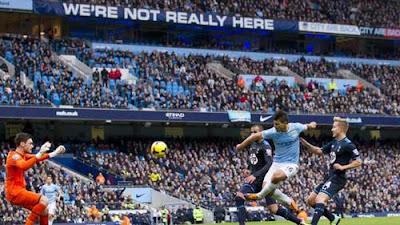 Xem lại đầy đủ trận Man City vs Tottenham
