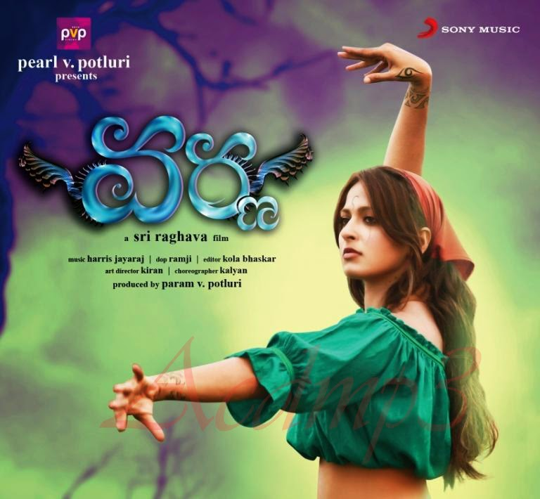 Varna(2013) Telugu Movie Mp3 Audio Songs Free Download