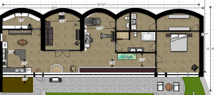 My Earthship Build More Info From The Architect