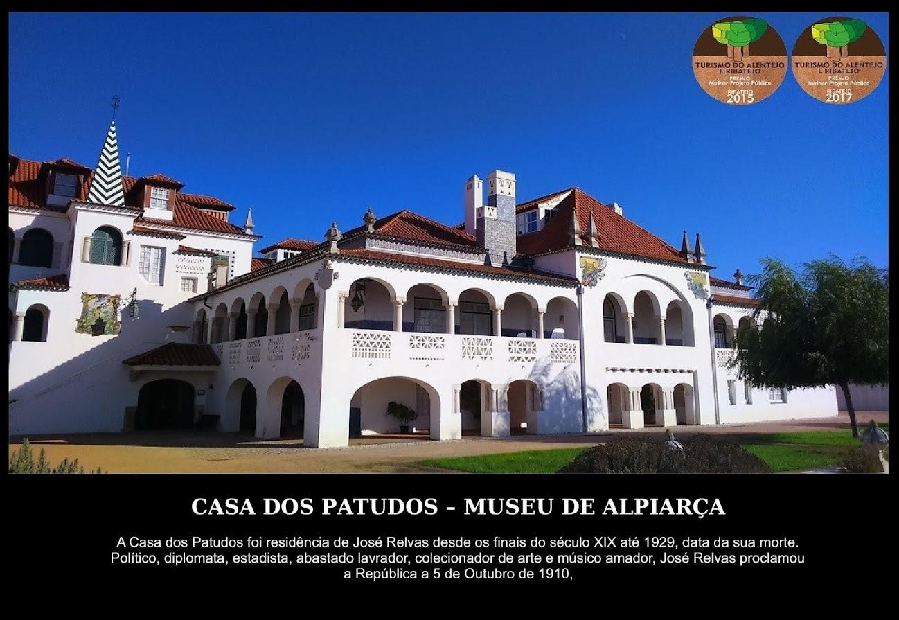 Casa dos Patudos - Museu de Alpiarça