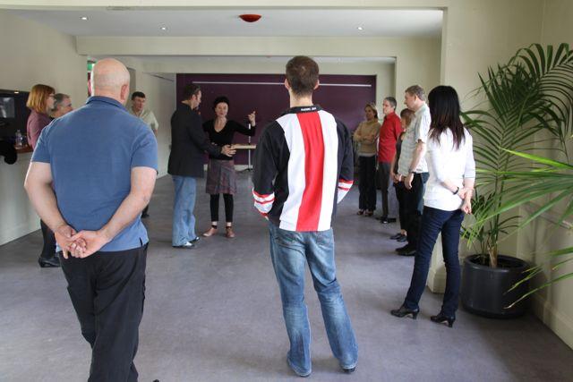 Workshop instruction