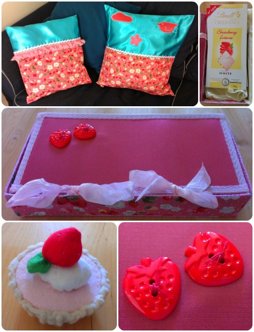 craftypainter: Popular Crafts Strawberry Swap