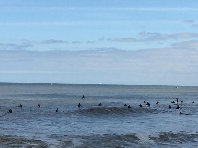 северное море в Голландии