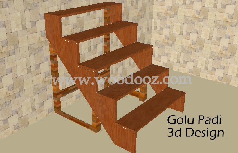 Golu steps how to build one yourself