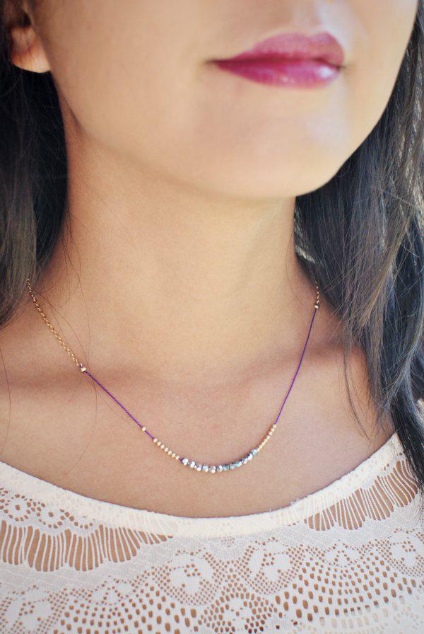 delicate handmade jewelry