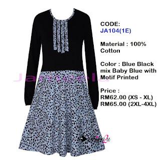 T-shirt-Muslimah-Jameela-JA104(1E)