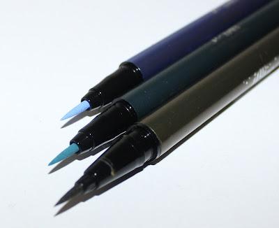 Kat Von D Ink Liners in Nietzsche, Bosch & Dali