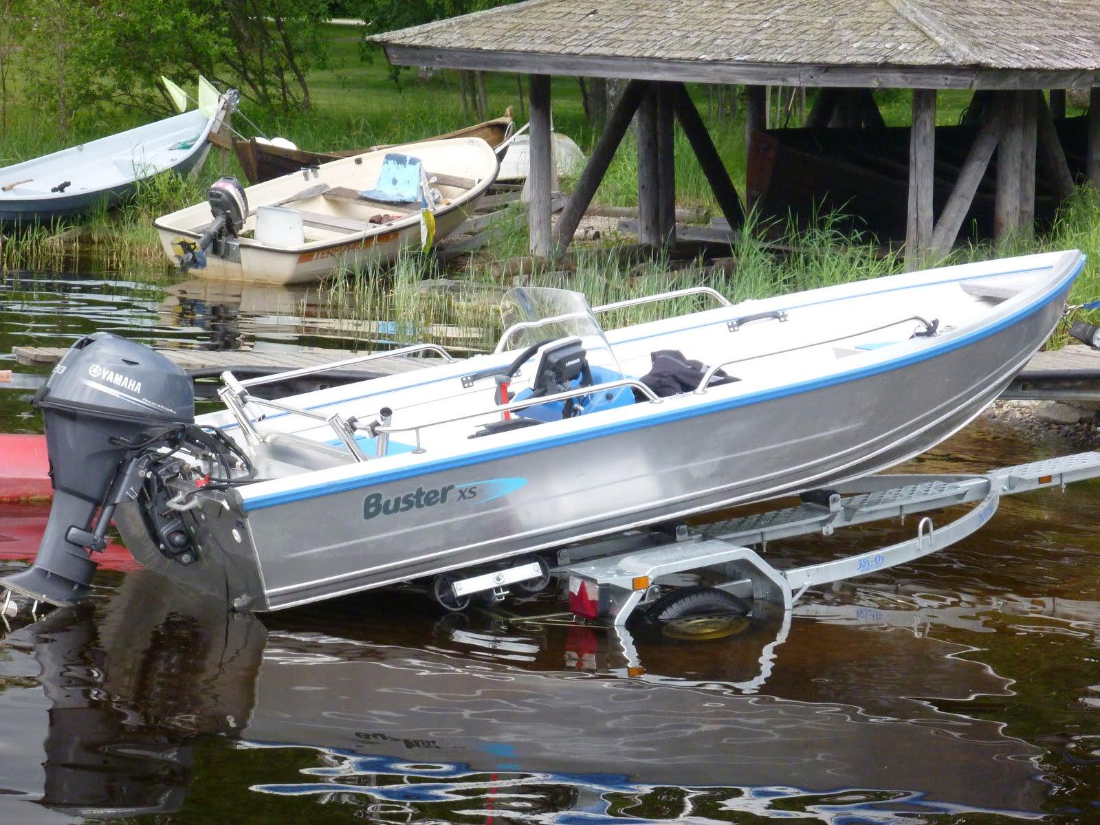 Аренда лодки в Финляндии