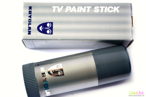 Kryolan Tv Paint Stick Face Base Stick Shade 2W - Review