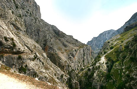 Trekking sulla Ruta del Cares Spagna