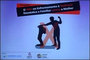 Lei Maria da Penha. INSS processa agressores de mulheres