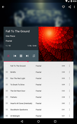 Shuttle+ Music Player Pro v1.5.5 Apk Full Gratis Terbaru