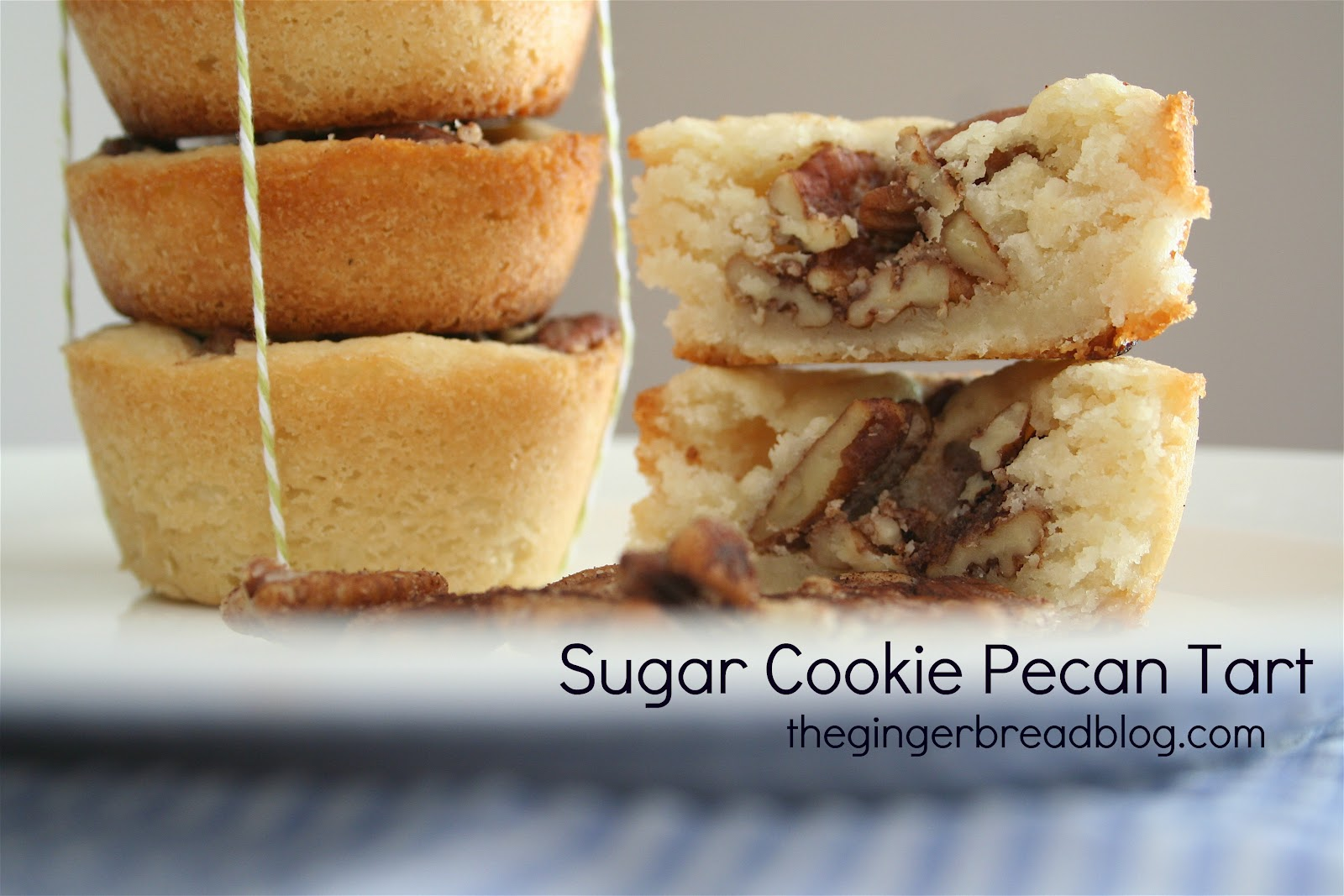 Sugar Cookie Tartlets Recipe — Dishmaps