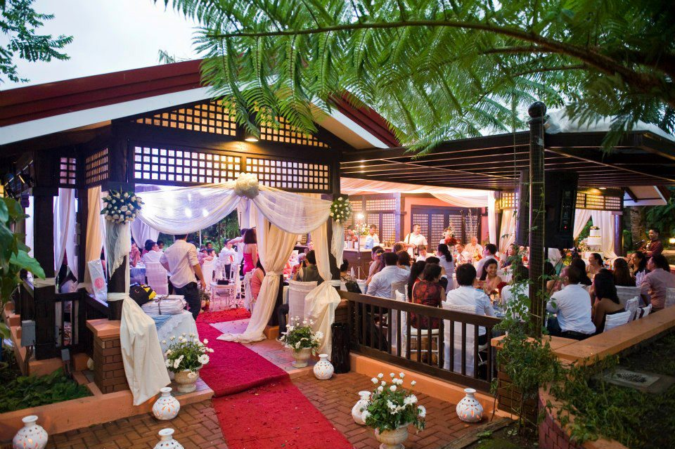 Garden Weddings At Hillcreek Gardens Tatay Make