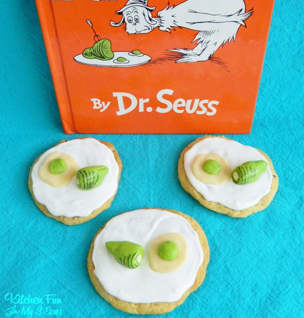 Over 50 of the Best Dr. Seuss Fun Food & Craft Ideas! - Kitchen Fun ...