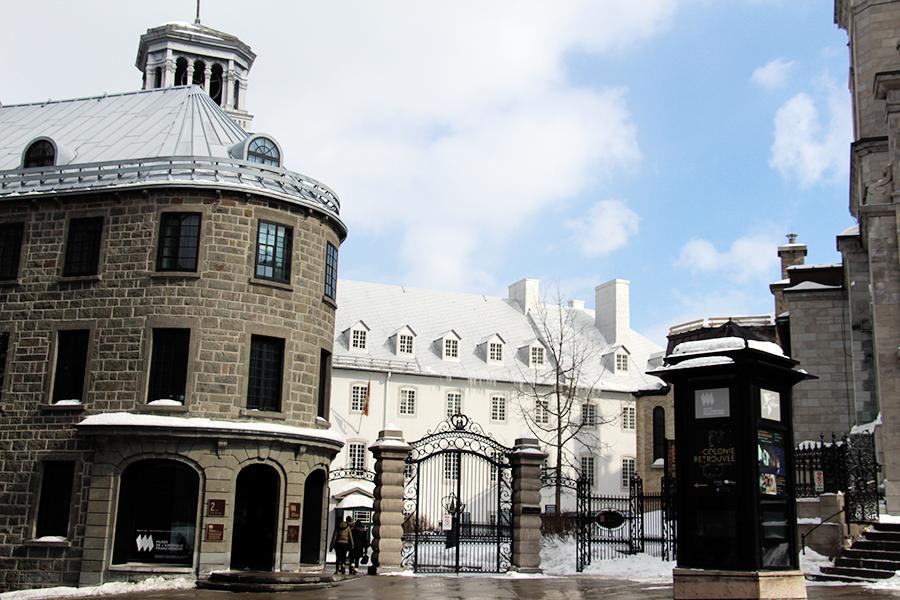 vieux Québec école