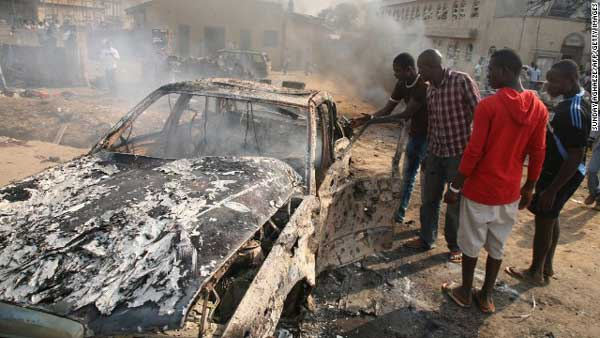 Boko Haram Attacks Chibok Town Yet Again Killing 8 And Wounding 30