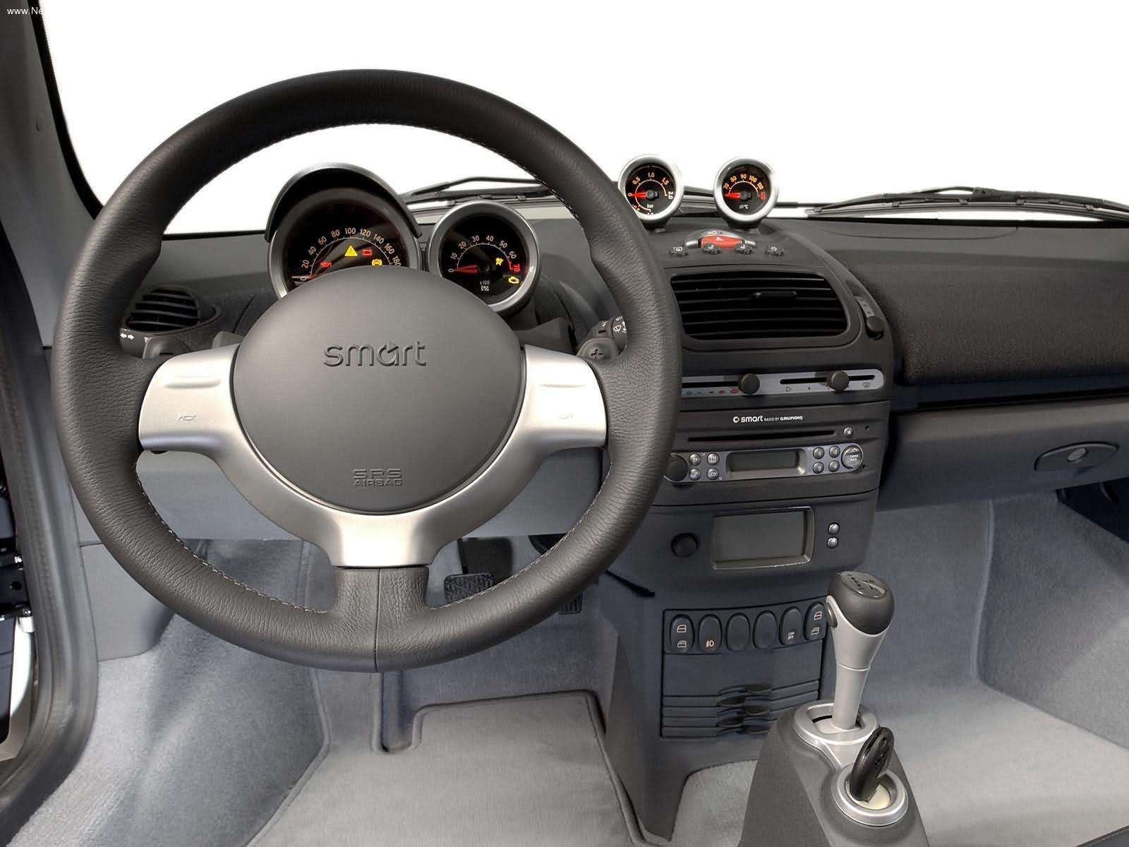 Hình ảnh xe ô tô Smart Roadster Coupe 2003 & nội ngoại thất
