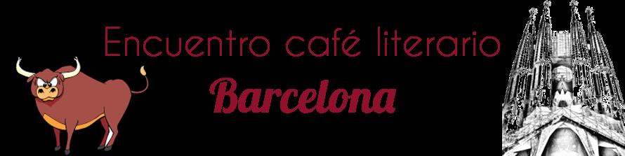 Cafe literario en Barcelona