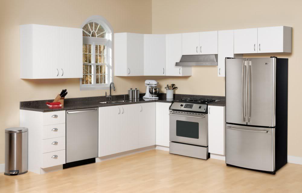 Bandara Meubel Kitchen Set Classic Silver 08229292058149