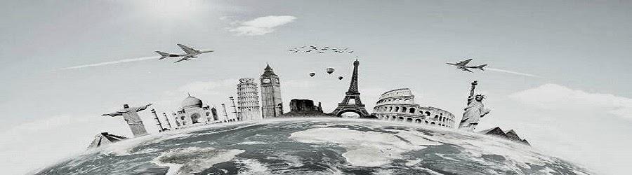 ''Um dia ainda viajo o mundo inteiro''