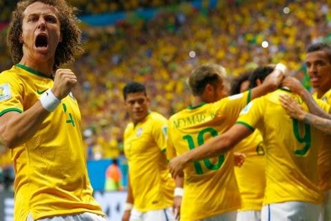 Brasil vs Cili