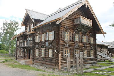 карелия, россия, шелтозеро, Шелтозерский вепсский этнографический музей,