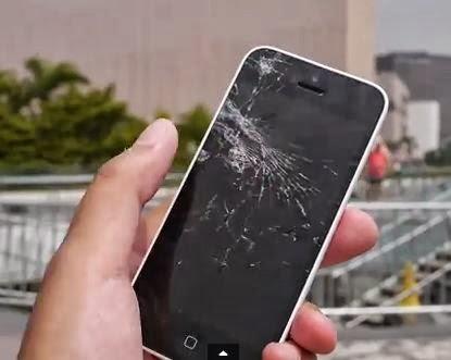 iphone 5s iphone 5c drop test