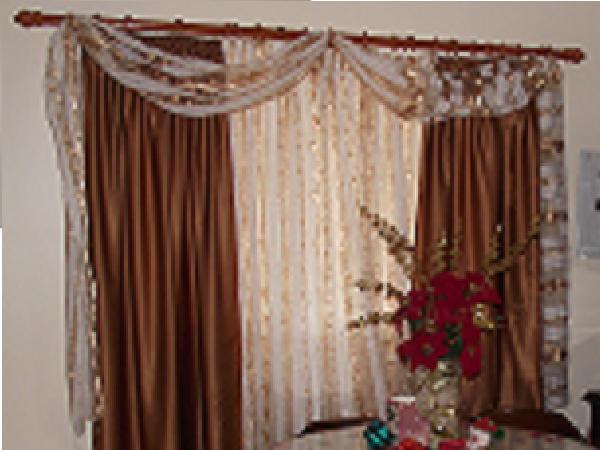 Novedades Paola Proyecto Cortinas para mi casa