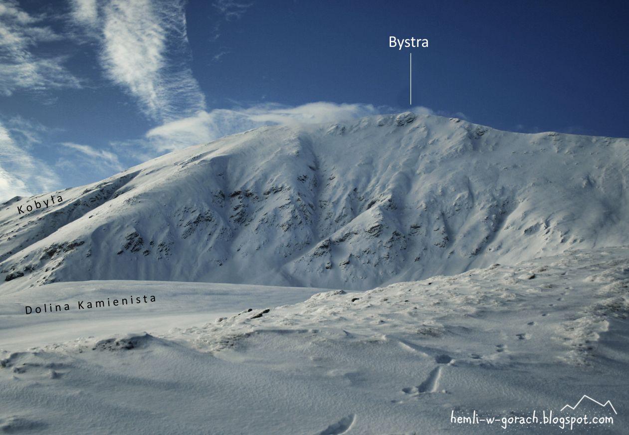 Widok na Bystrą