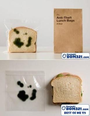 Cara Mengelakkan Makanan Anda Dikongsi