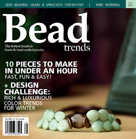 As Seen In - Bead Trends January 20113