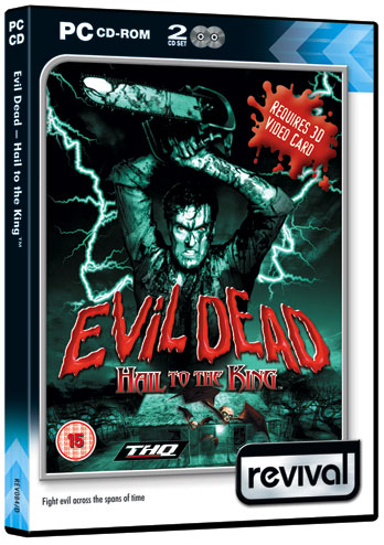 Evil Dead Hail To The King