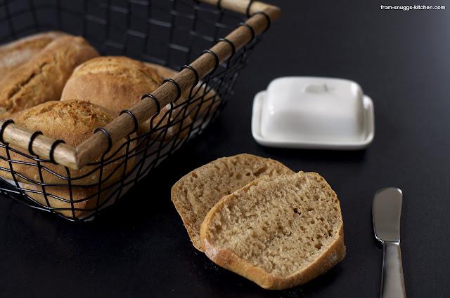 Frühstücksbrötchen - Breakfast Buns