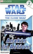 bookcover of STAR WARS Anakin in Action