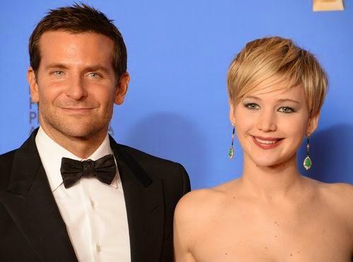 Jennifer Lawrence & Bradley